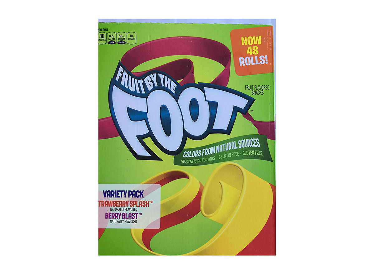 fruit by the foot box