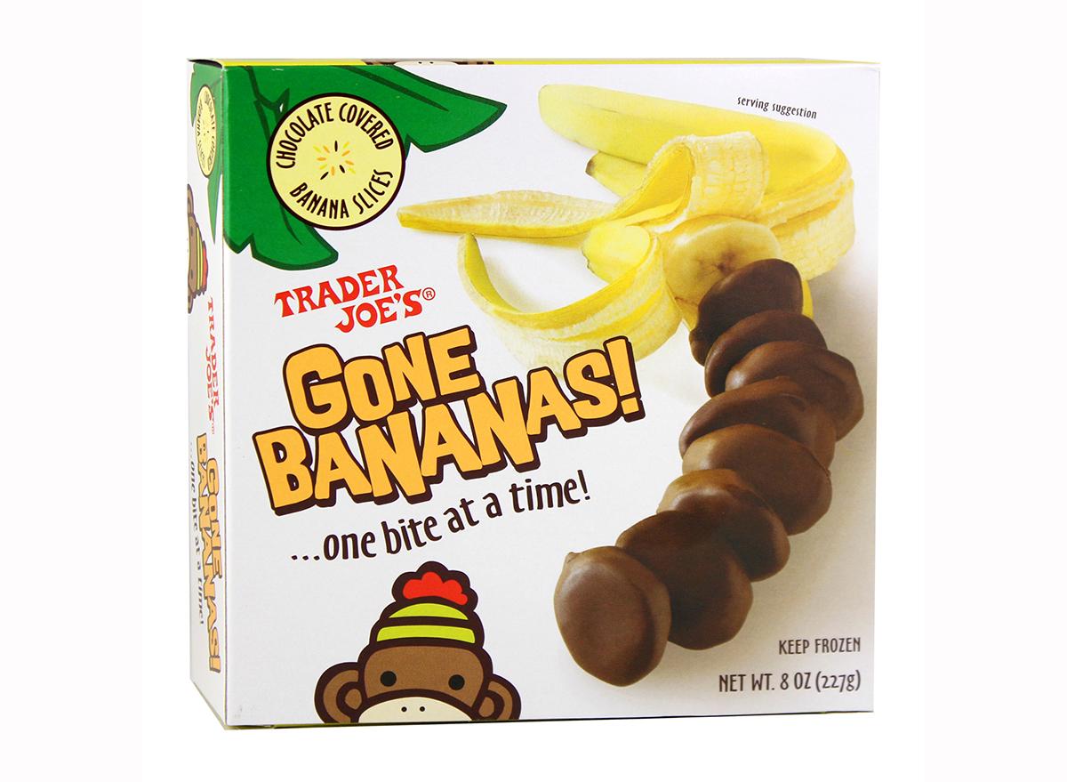 gone bananas from trader joe's