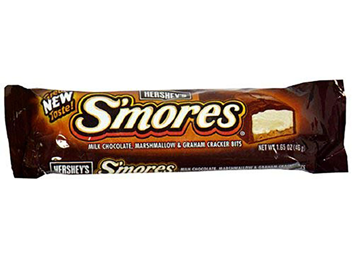 hersheys smores candy bar
