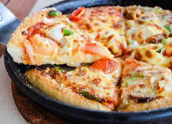 hot pan pizza