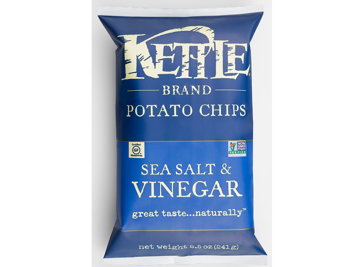 kettle brand salt and vinegar chips