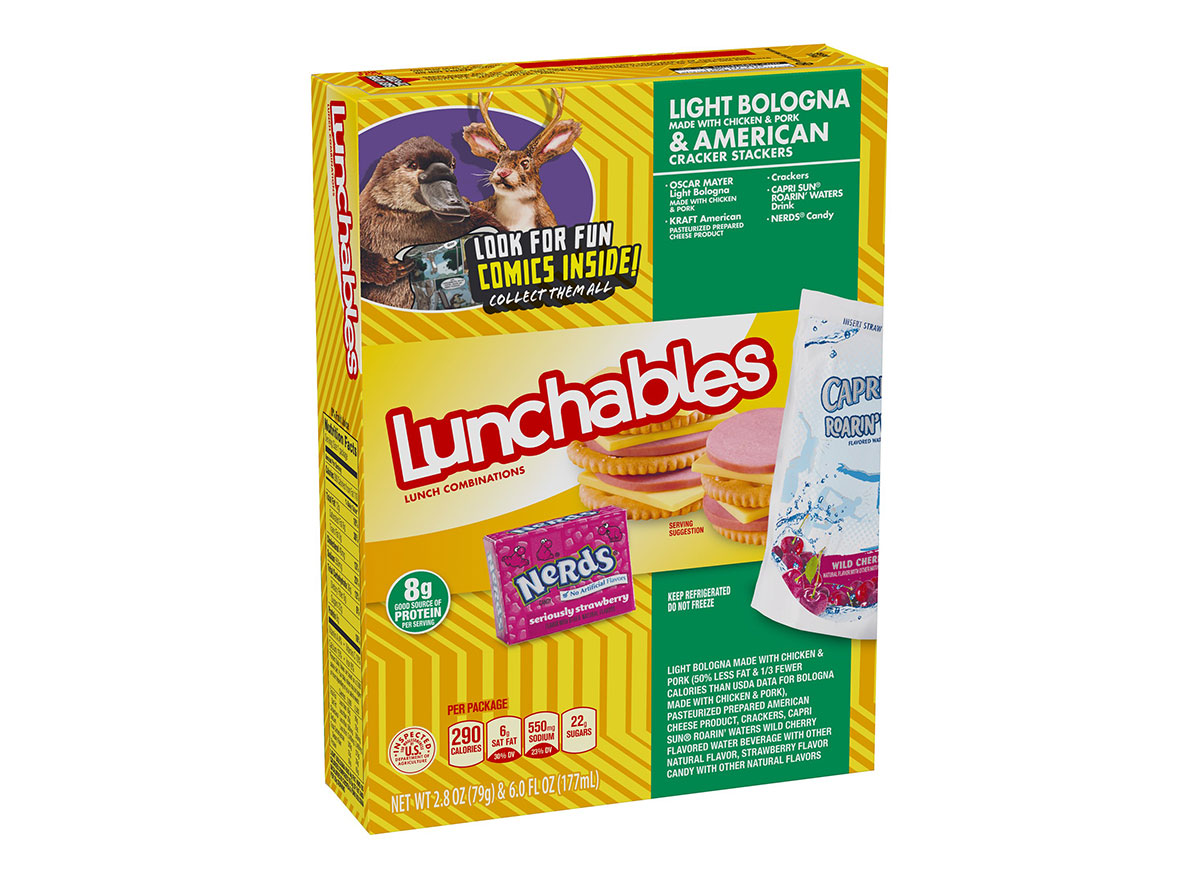 lunchables box