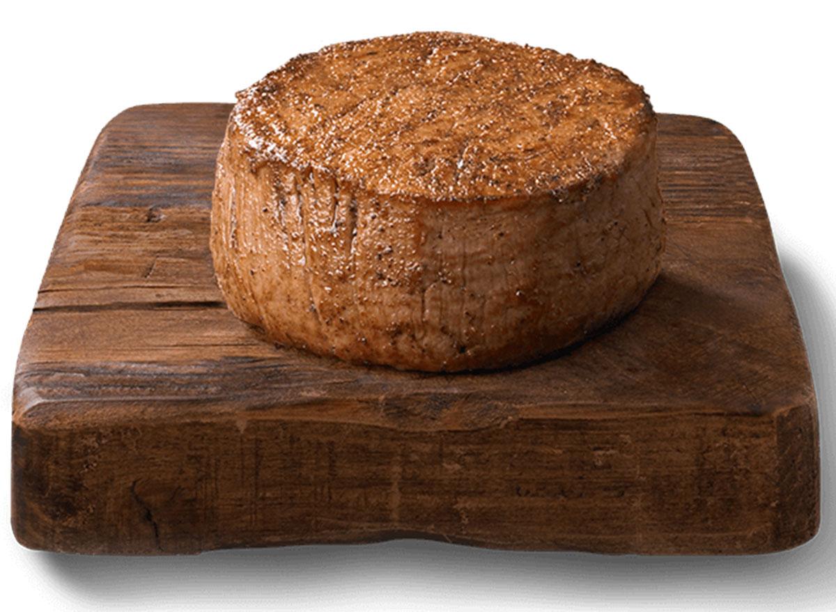 healthiest restaurant dish outback steakhouse filet mignon