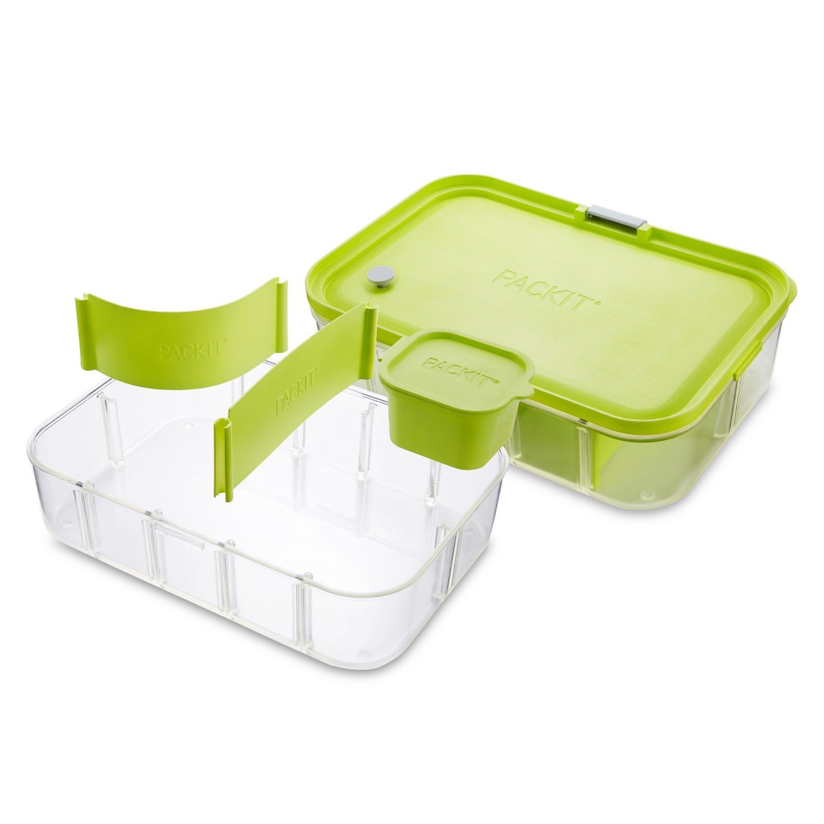 green and clear boxes for food storage, cheap meal prep containers