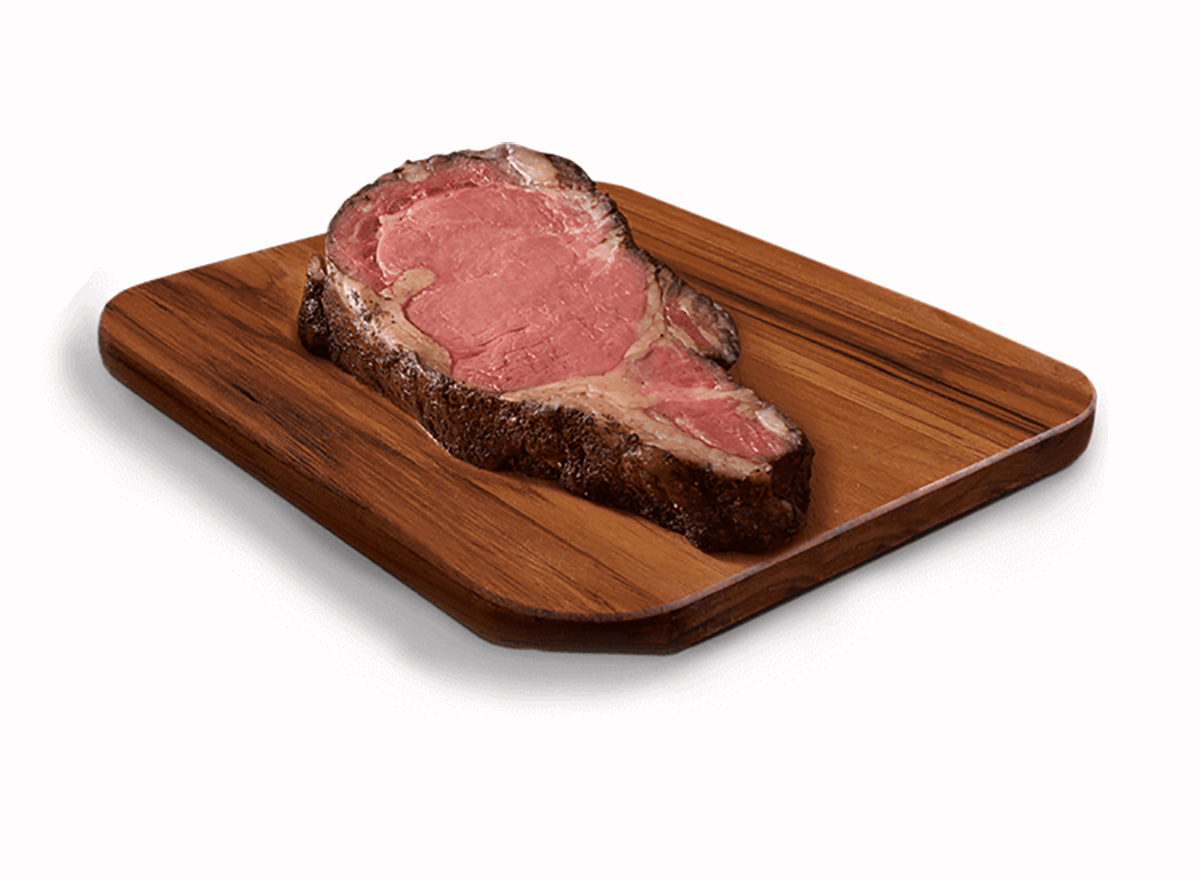 prime rib at outback steakhouse