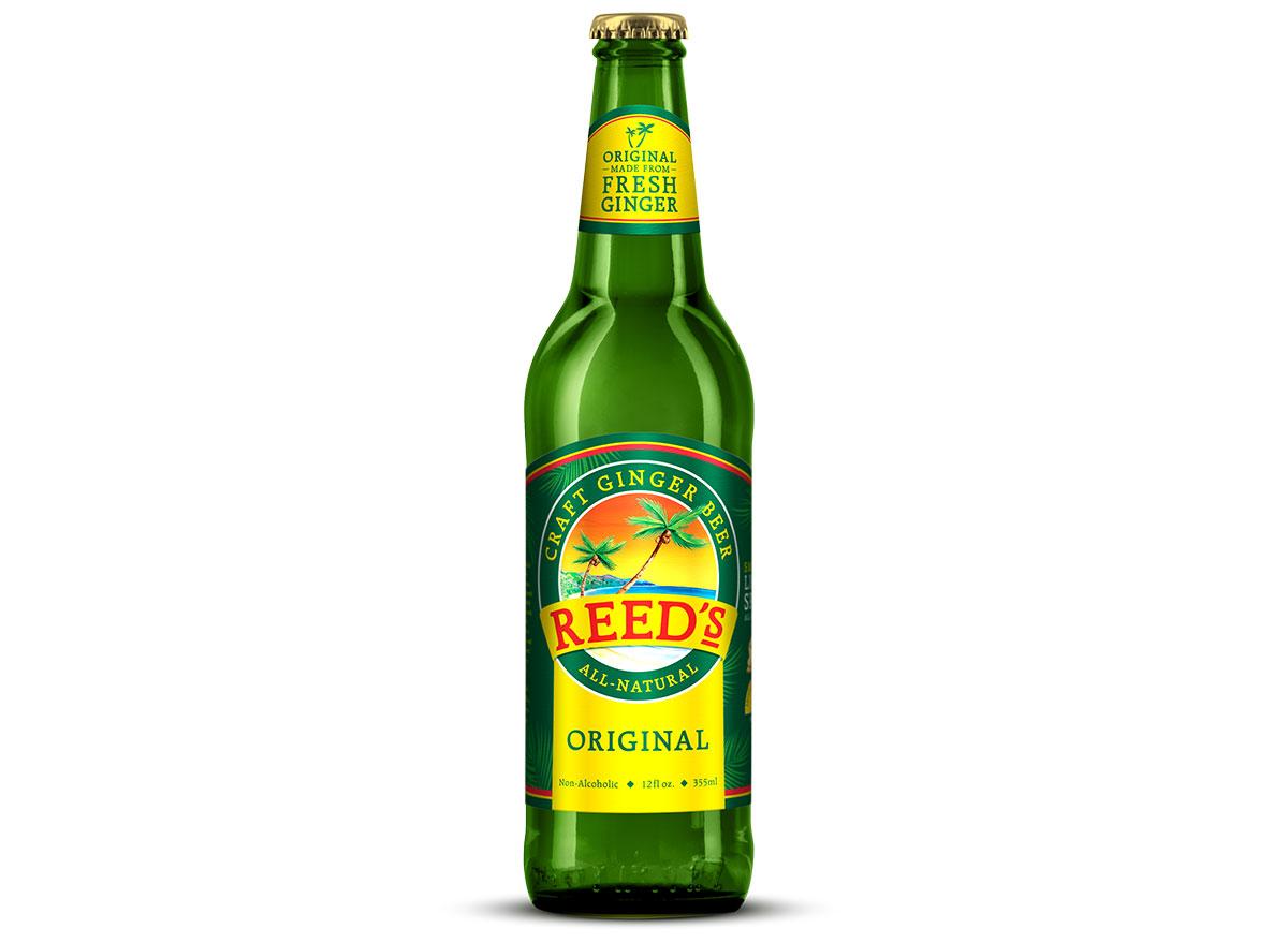 reeds ginger beer bottle