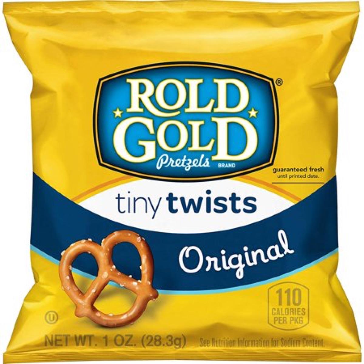 rold gold tiny twists, peanut free preschool snacks