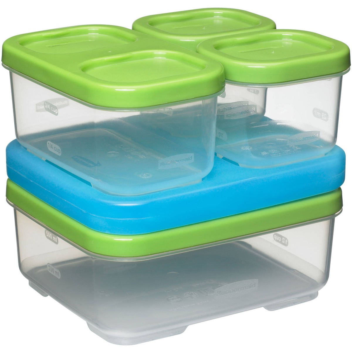meal prep containers with green and blue lids, cheap meal prep containers