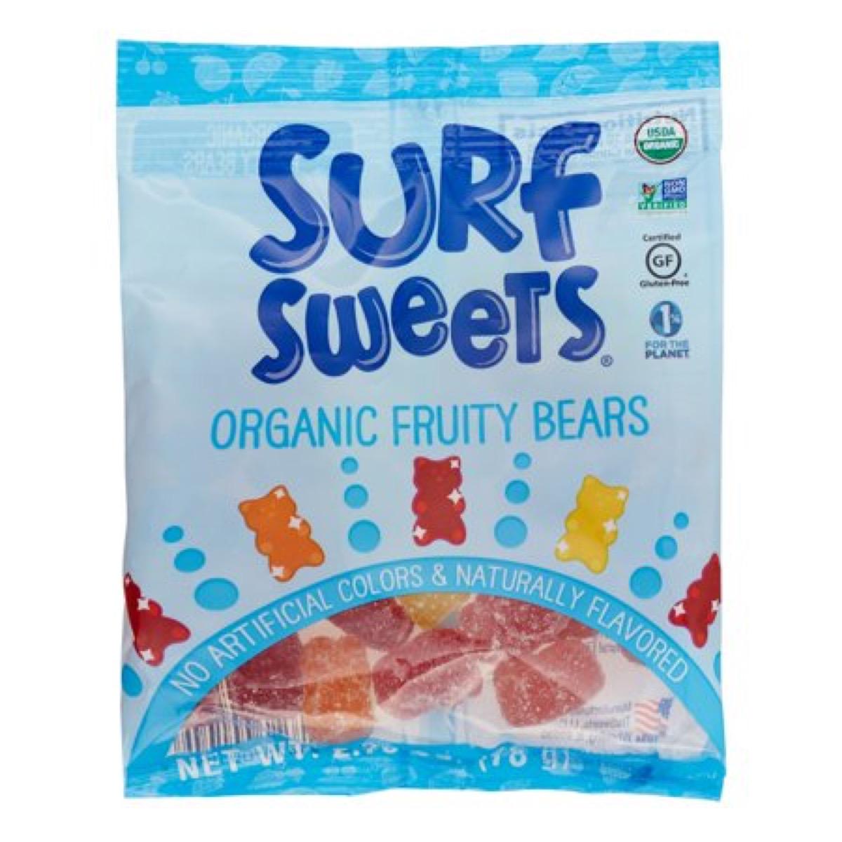surf sweets organic fruit snacks, gluten-free snacks