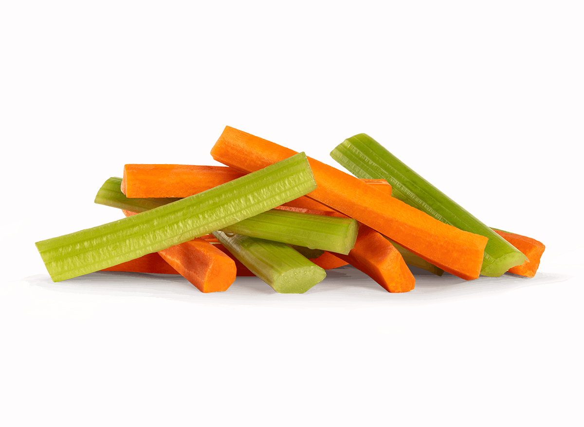veggie sticks from wingstop