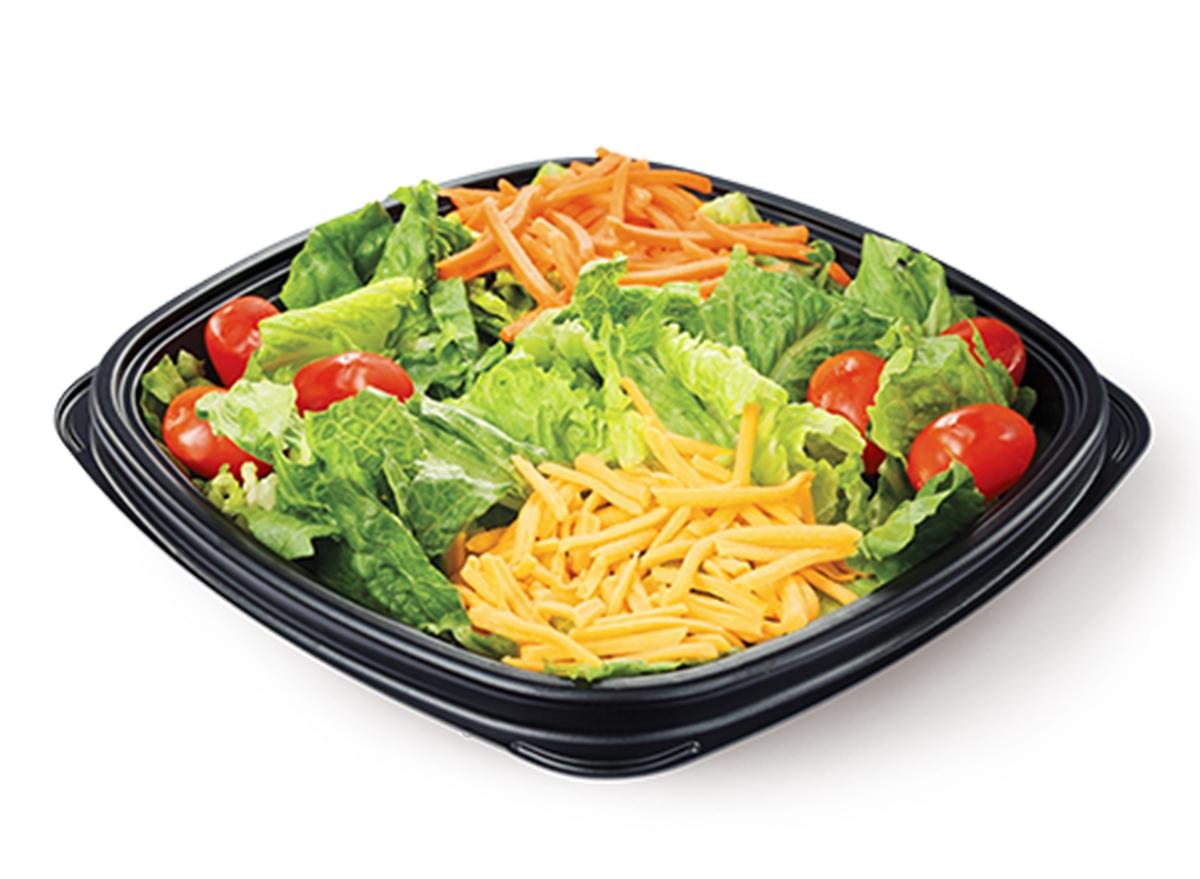 whataburger garden salad