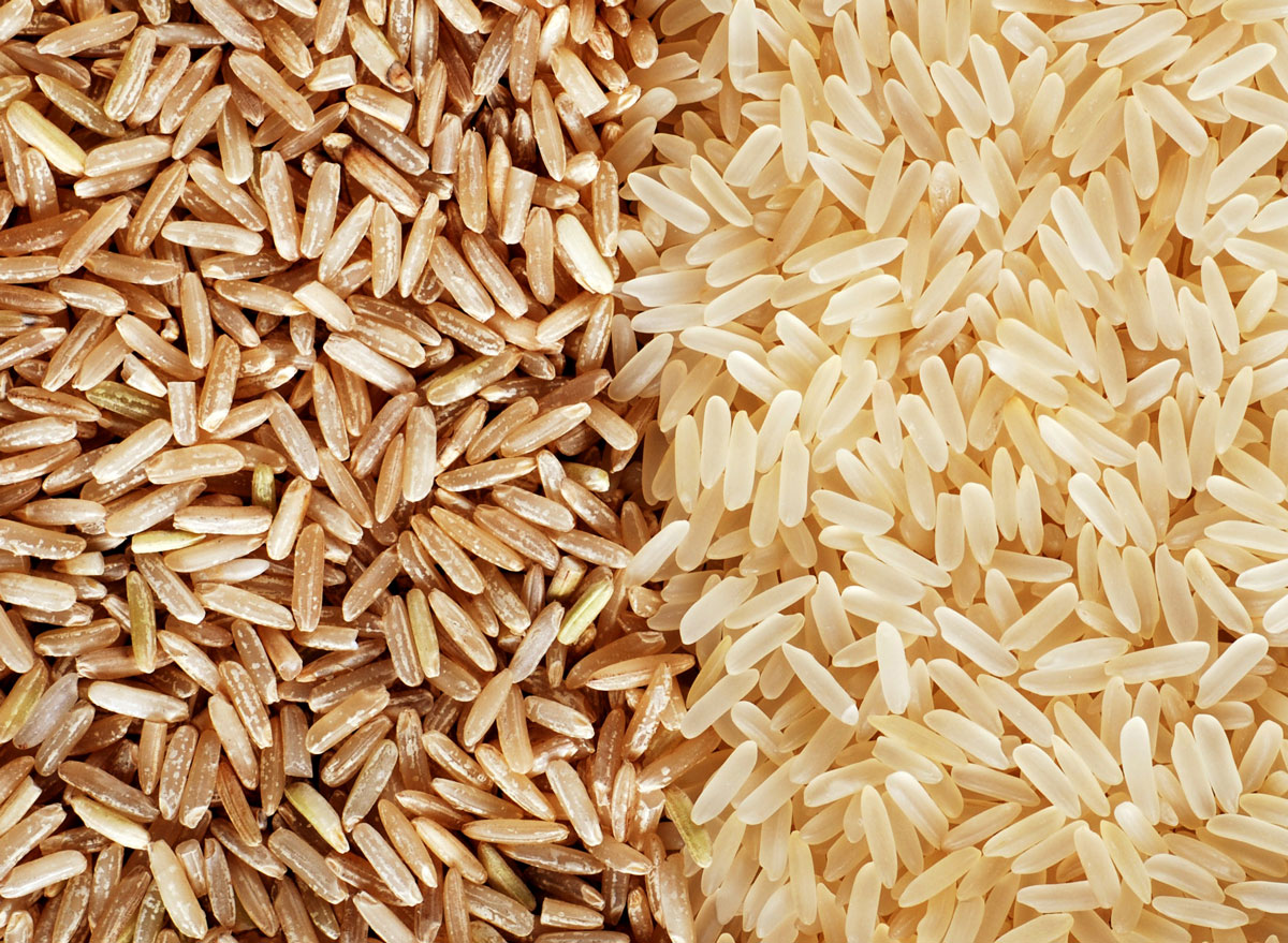 Brown rice vs instant rice