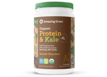 amazing grass protein powder