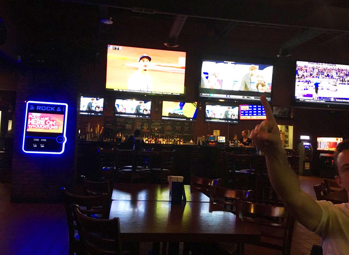 avenue american bistro michigan bar view