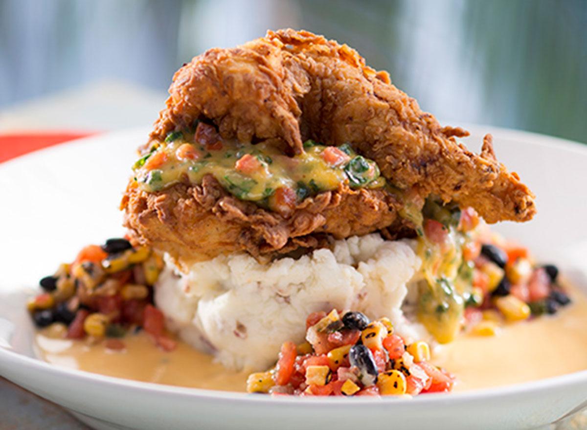 bahama breeze buttermilk fried chicken