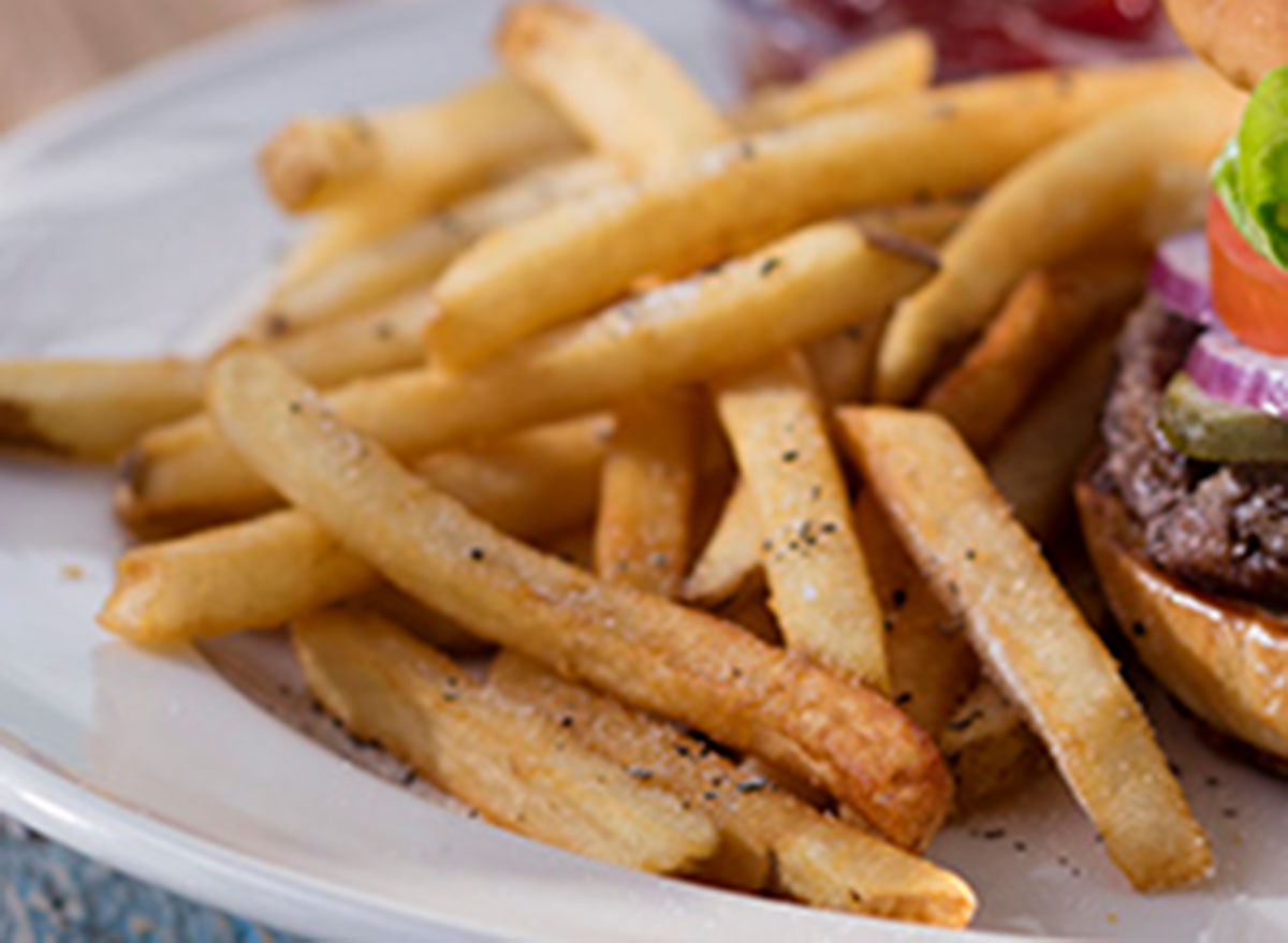 bahama breeze french fries
