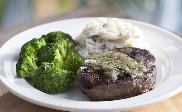bahama breeze grilled top sirloin steak