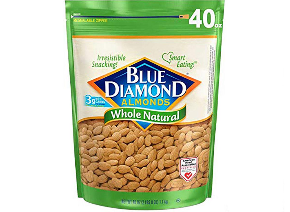 blue diamond almonds 1