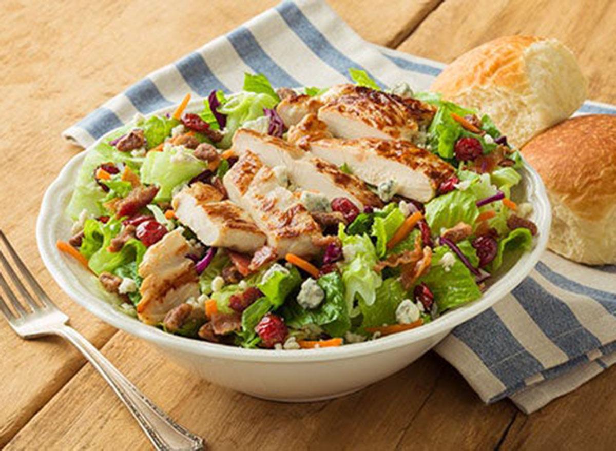 bob evans cranberry pecan chicken salad