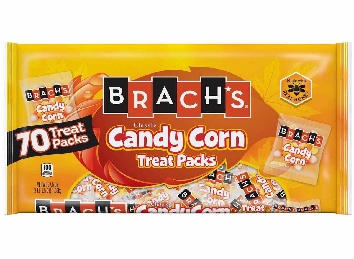 brachs candy corn treat packs