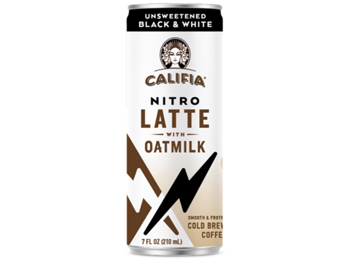califia nitro latte oat milk