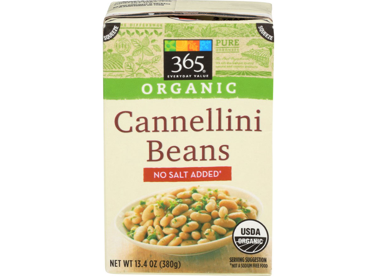365 everyday value cannellini beans