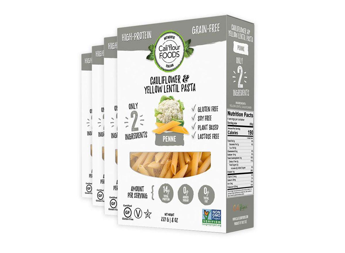cauliflour foods penne pasta