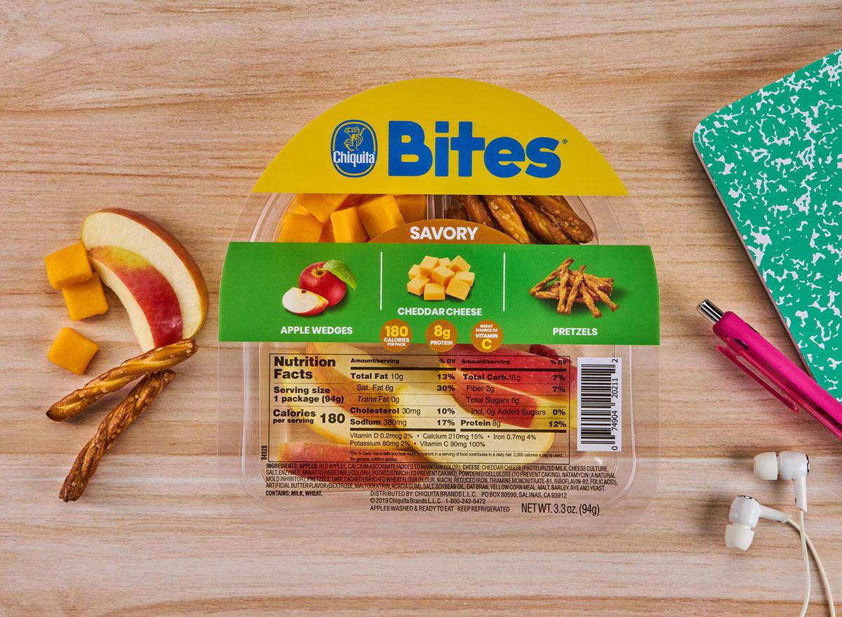 chiquita bites