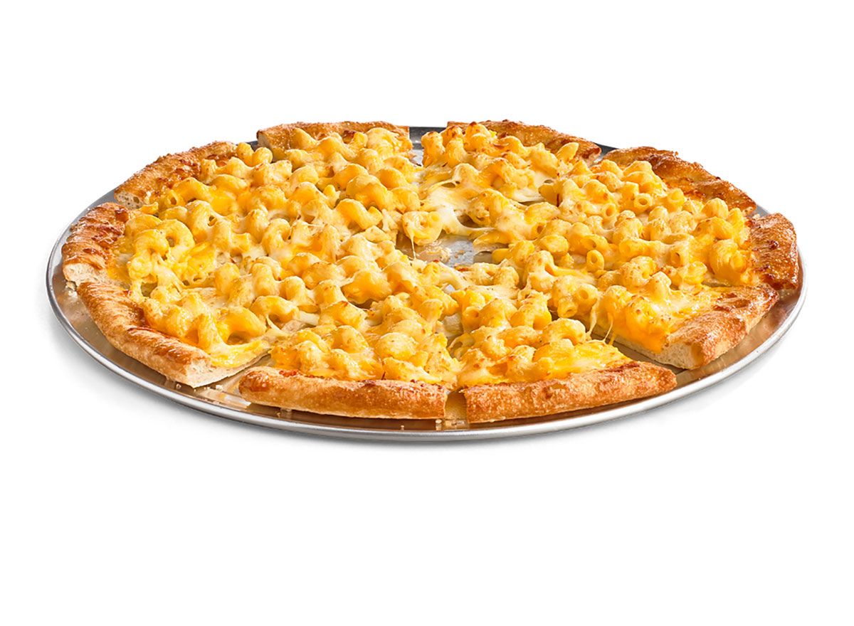 cicis pizza mac and cheese pizza