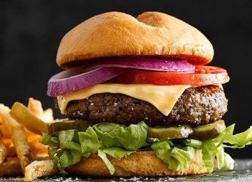 Classic Burger from Ruby Tuesday's