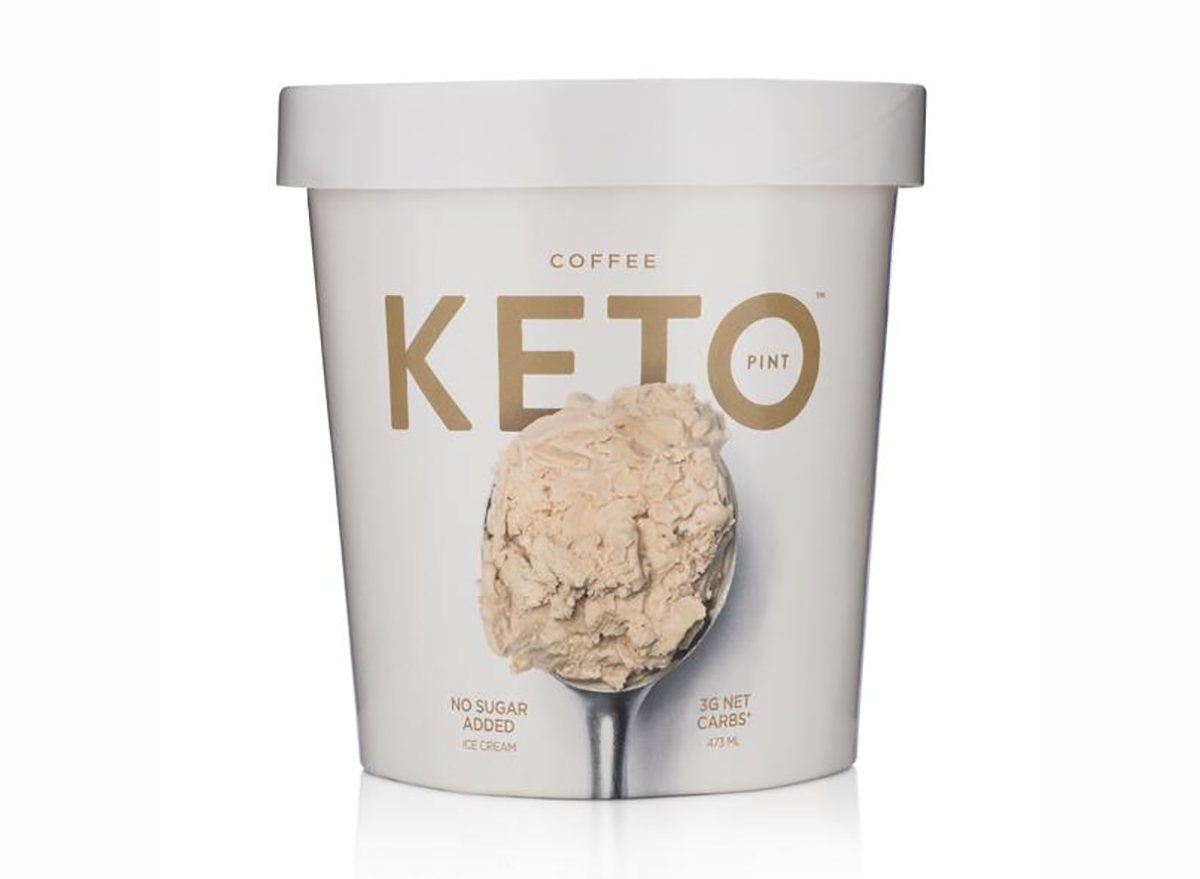 coffee keto ice cream