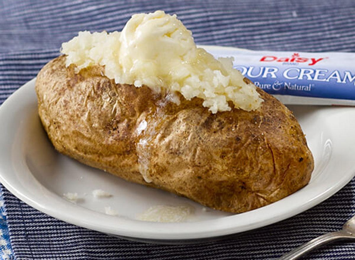 cracker barrel baked potato side dish