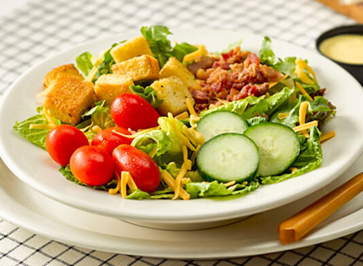 cracker barrel house salad