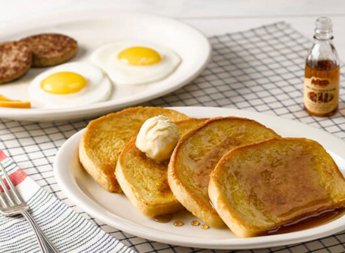 cracker barrel mommas french toast