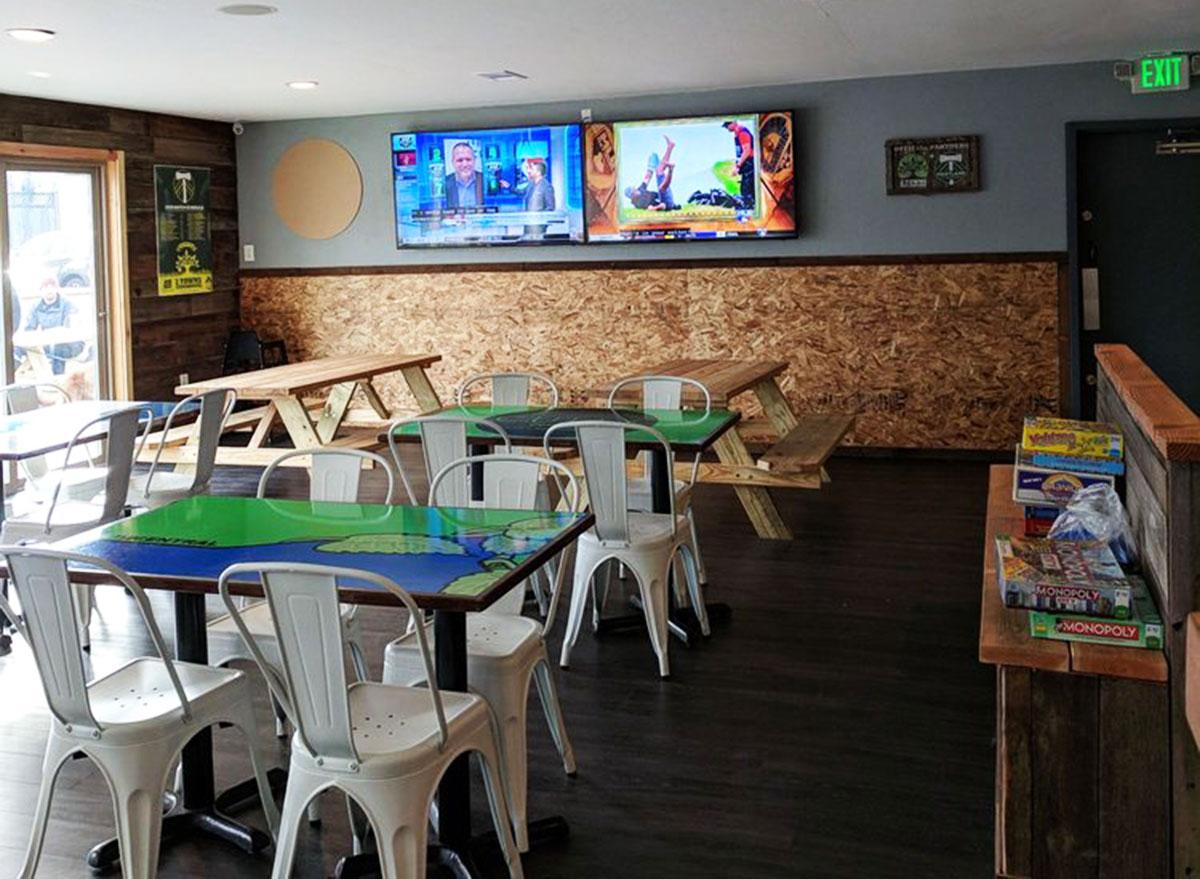 cully central sports bar oregon