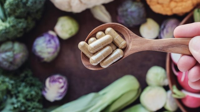 cruciferous vegetables capsules, dietary supplements