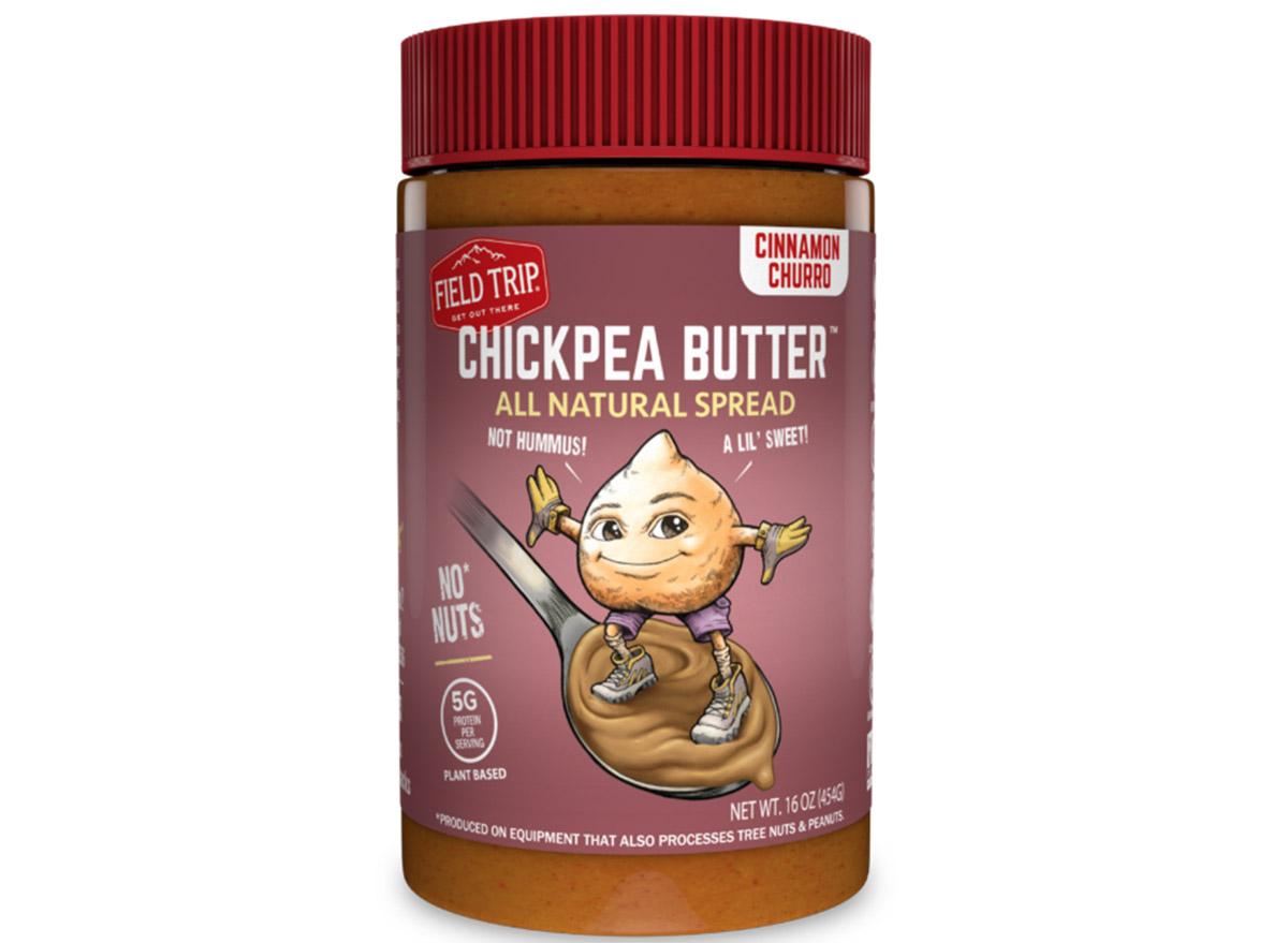 field trip chickpea butter