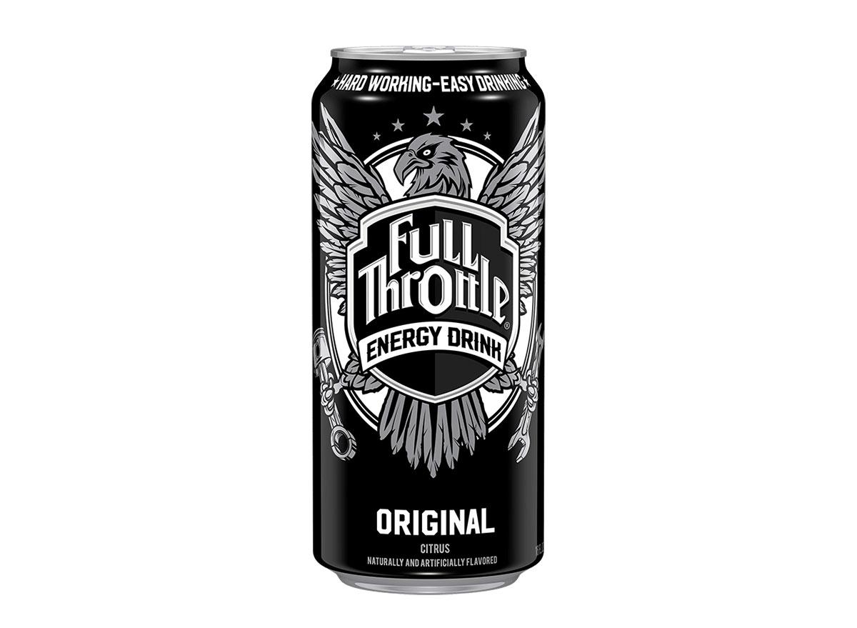 full throttle worst energy drink
