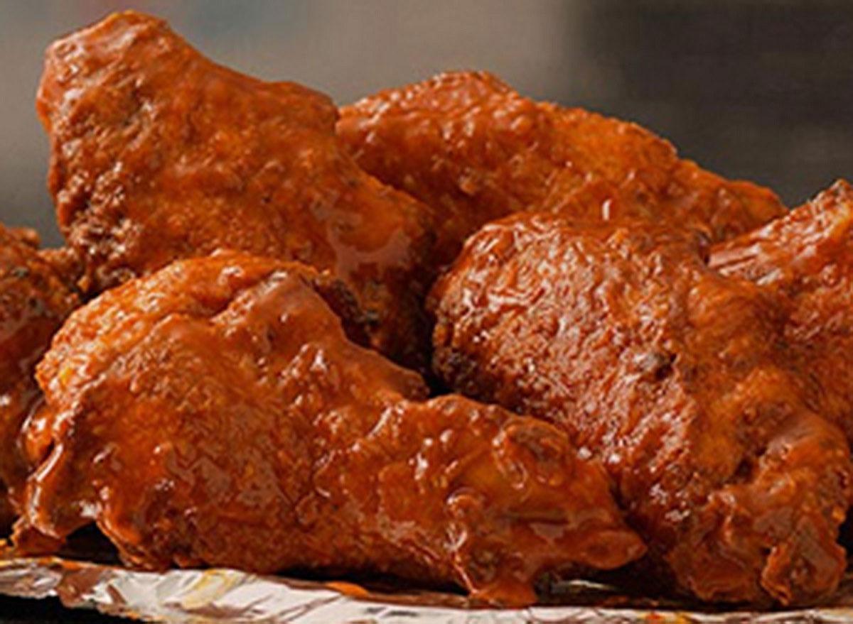 hot wings dominos
