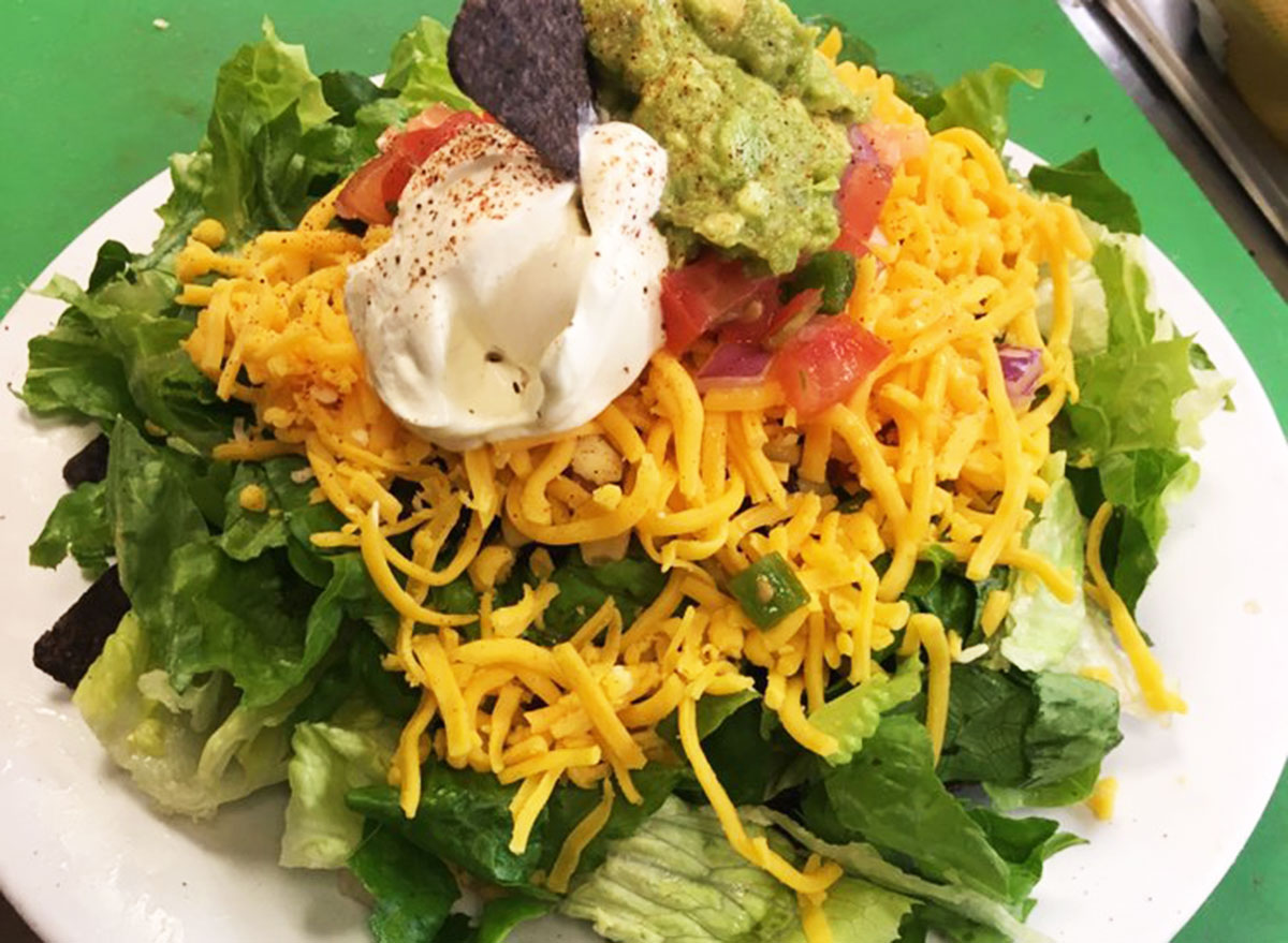 jasons deli taco salad