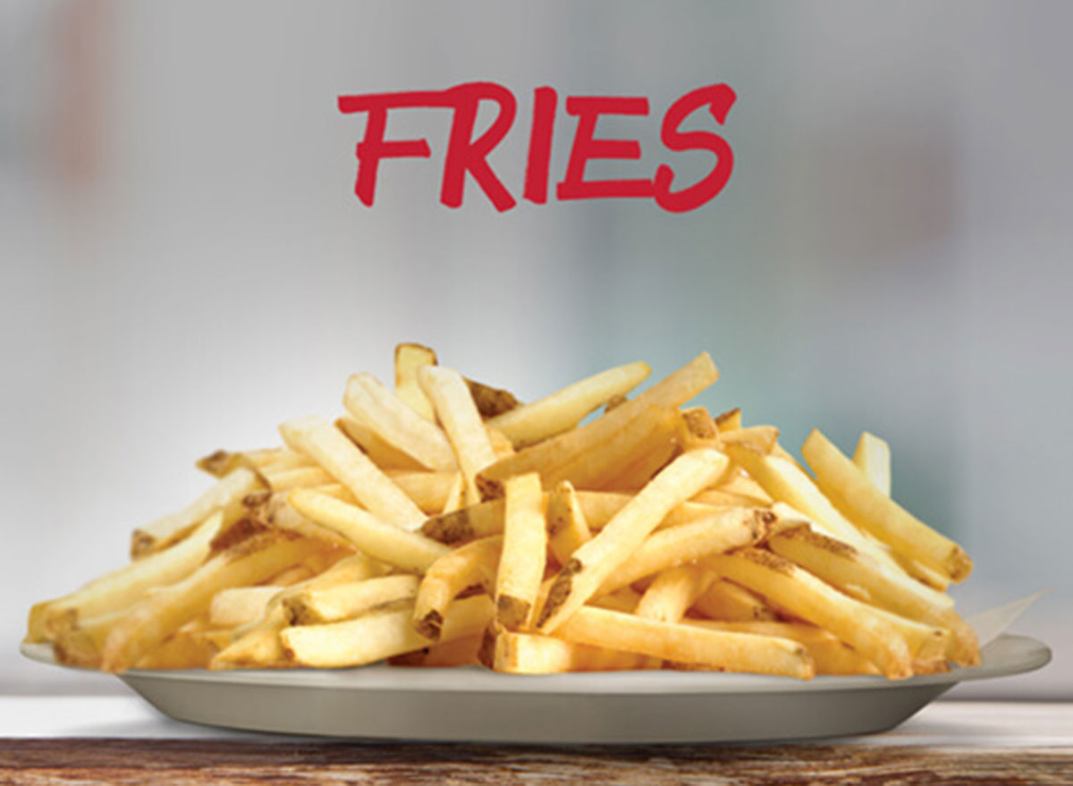 johnny rockets french fries