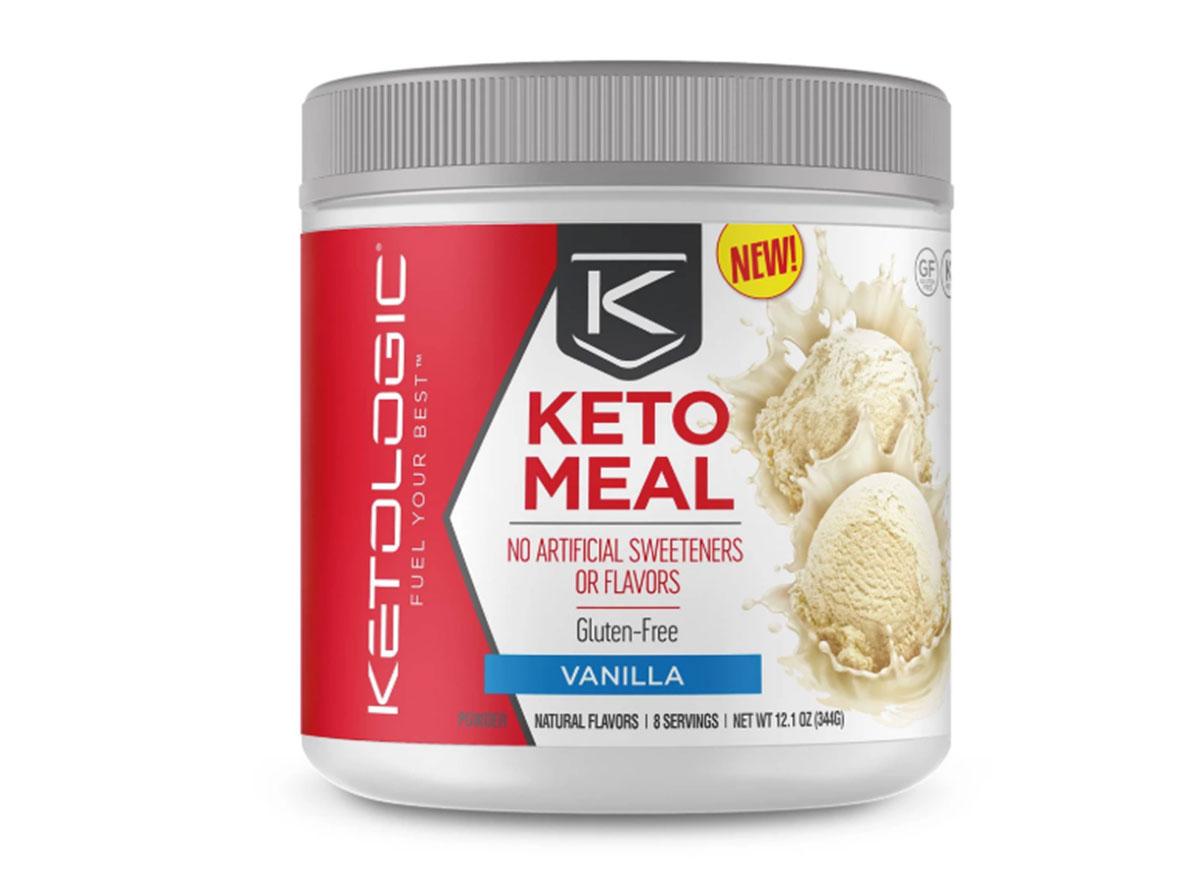 ketologic meal powder