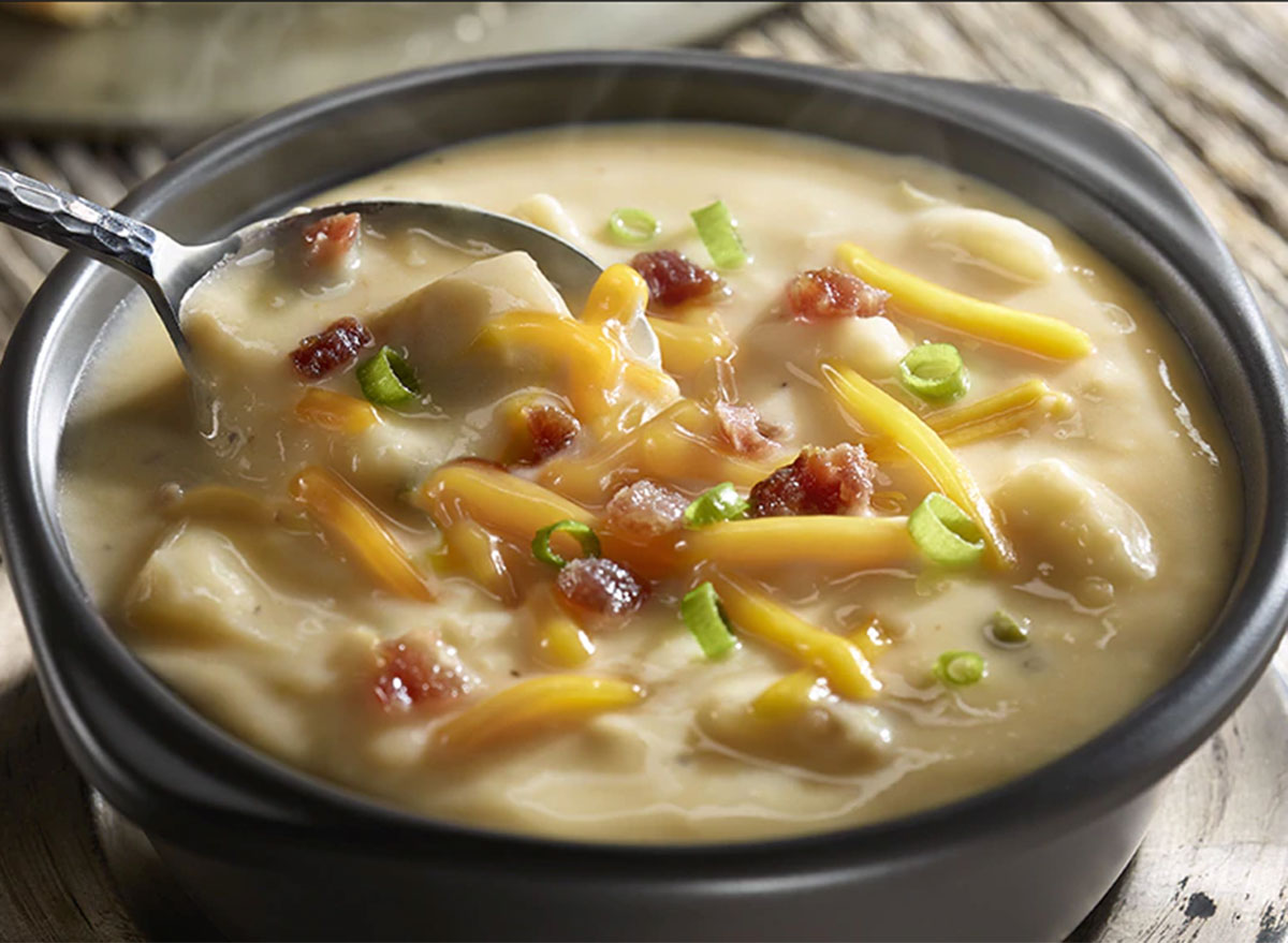 longhorn steakhouse loaded potato soup