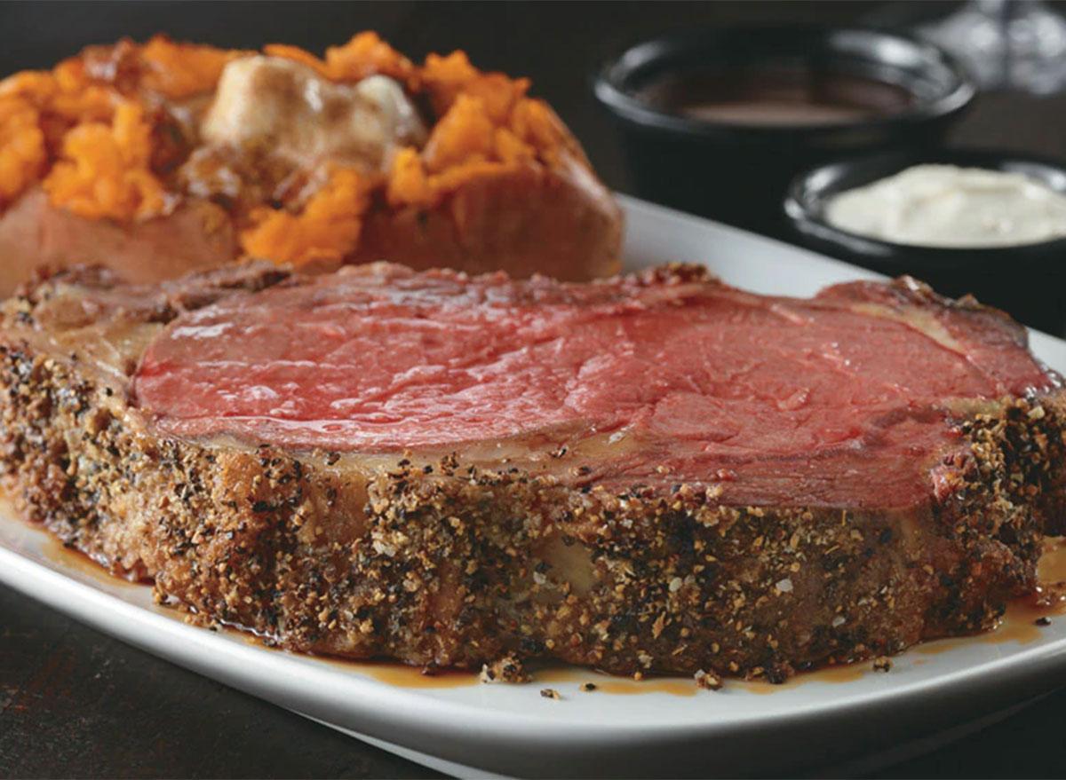 longhorn steakhouse prime rib