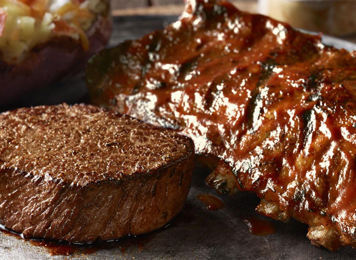 longhorn steakhouse sirloin ribs