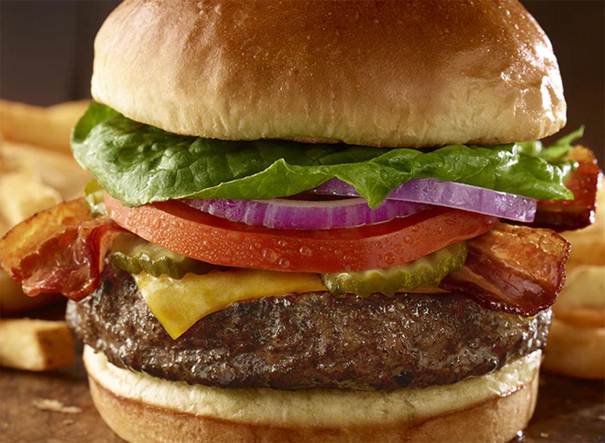 longhorn steakhouse steakhouse burger
