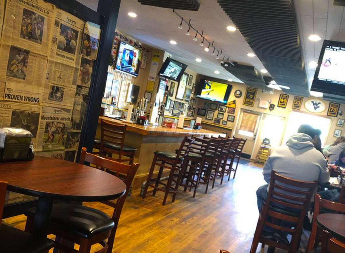 maloneys sports bar west virginia