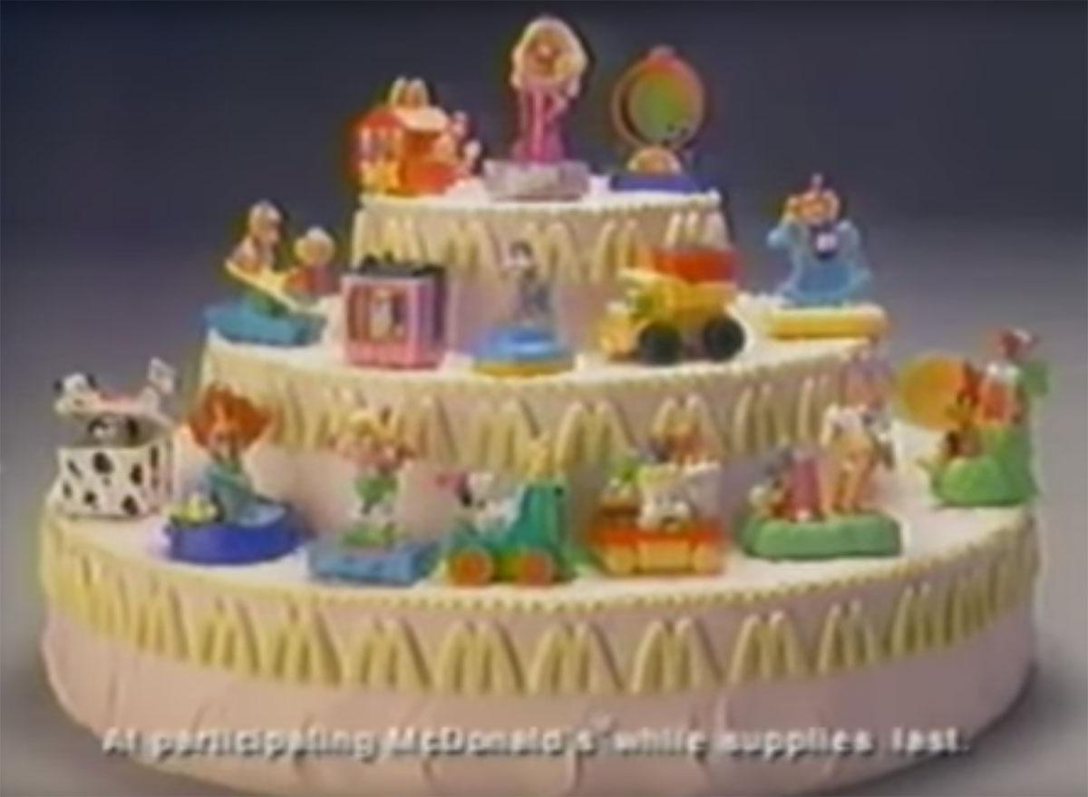 mcdonalds birthday happy meal toys