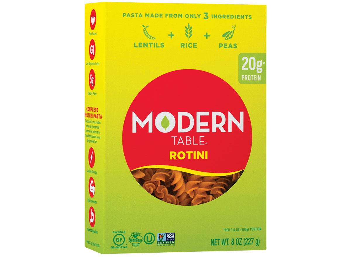 Modern table rotini