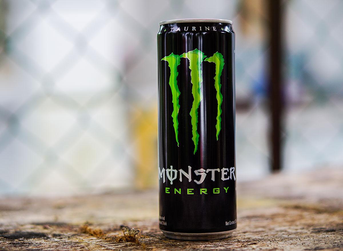 monster worst energy drink